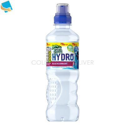 Robinsons Fruit Shoot Hydro Blackcurrant Flavoured Water Drink 350ml