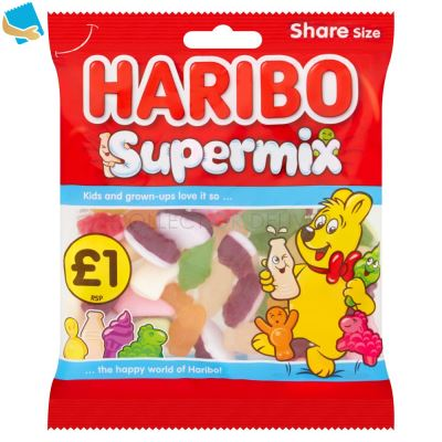 HARIBO Supermix Bag 160G PM
