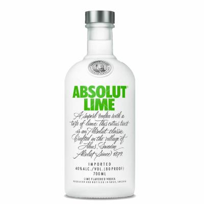 Absolut Vodka - Lime