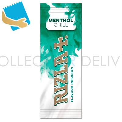 Rizla Menthol Chill Flavour Infusion