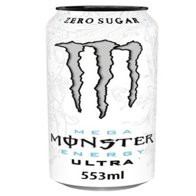 Monster Energy Ultra  553ml With Cap