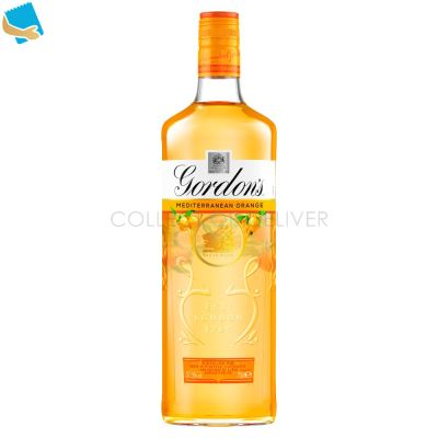 Gordon's Mediterranean Orange Distilled Gin 70Cl