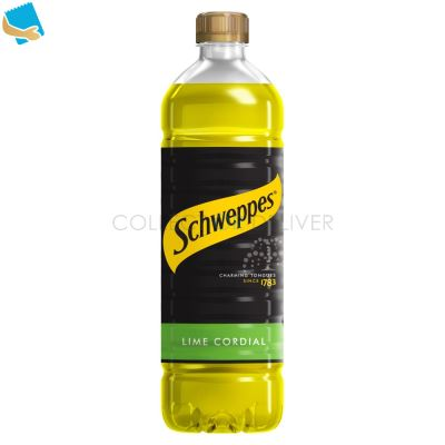 Schweppes Lime Cordial 1L