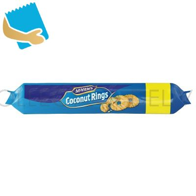 McVite's Coconut Rings Biscuits 300g