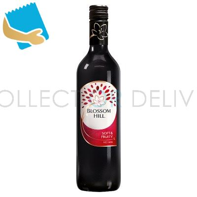 Blossom Hill Soft & Fruity Red Wine 750Ml