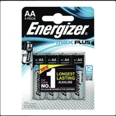 Energizer Max Plus AA ( 4 Pack )