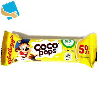Cocopops Cereal Bar