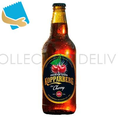 Kopparberg Premium Cider With Cherry 500Ml