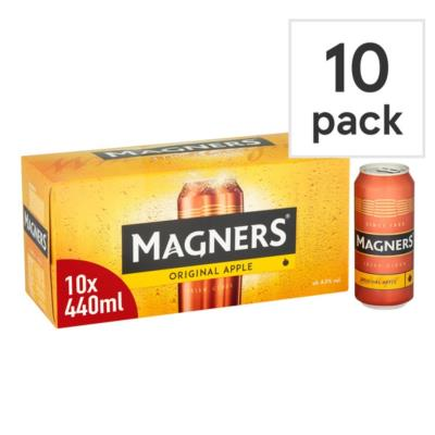 Magners Apple Cider 10X440ml Can