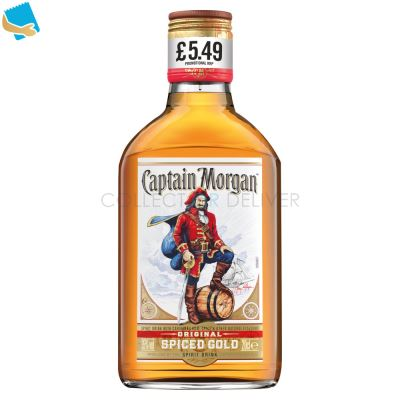Captain Morgan Original Spiced Gold 20Cl
