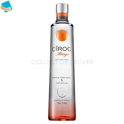 Cîroc Mango Flavoured Vodka 70Cl