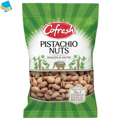 Cofresh Roasted & Salted Pistachio Nuts 60G