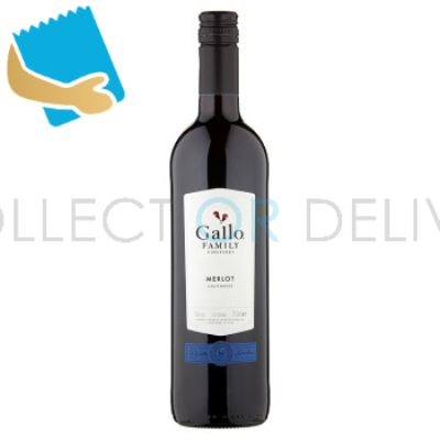 Gallo Family Vineyards Merlot 750Ml