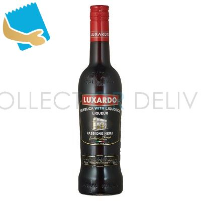 Luxardo Sambuca With Liquorice 70Cl
