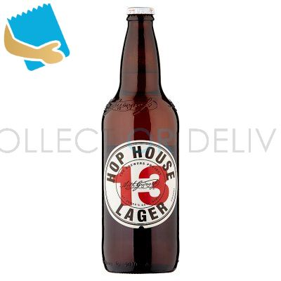 Hop House 13 Lager 650Ml Bottle