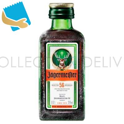 Jägermeister Herbal Liqueur 2Cl