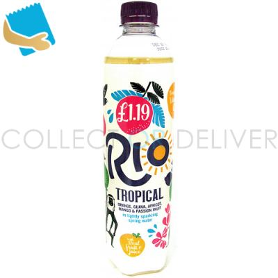 Rio Tropical 500Ml Price Mark