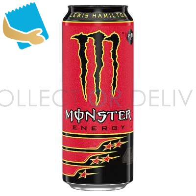 Monster Energy Lewis Hamilton 500Ml PM