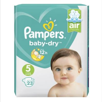 Pampers Size 5