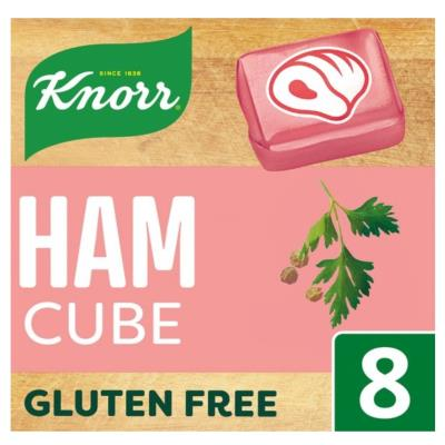 Knorr The Ham Cube 8X 10G