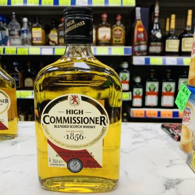 High Comissioner Whiskey