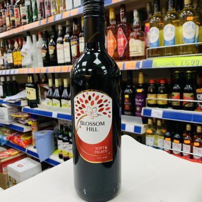 Blossom Hill Red Wine