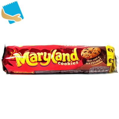 Maryland Choc Chip And Nut