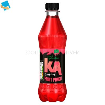 KA Sparkling Fruit Punch 500Ml Bottle,