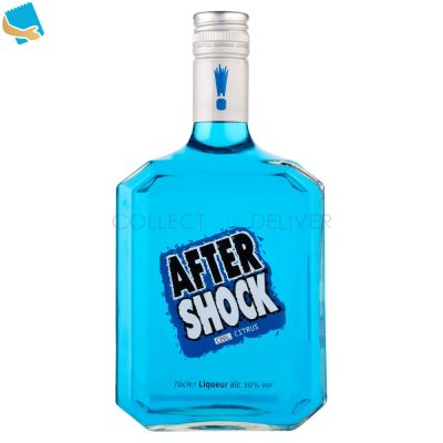 After Shock Cool Citrus Liqueur 70Cl