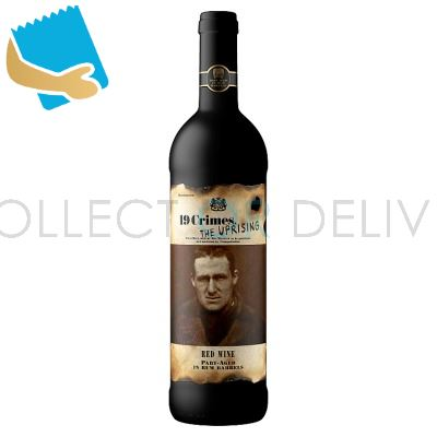 19 Crimes The Uprising Red Wine 750Ml