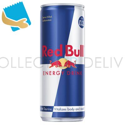 Red Bull Energy Drink, PM , 250Ml (24 Pack)