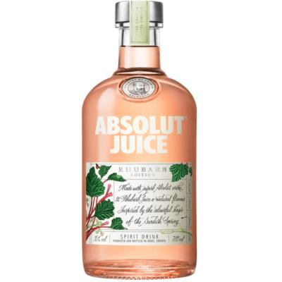 Absolut Vodka - Rhubarb